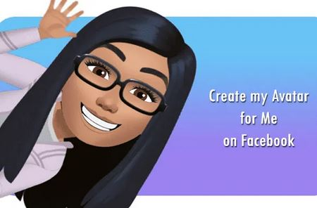 Create My Avatar on Facebook